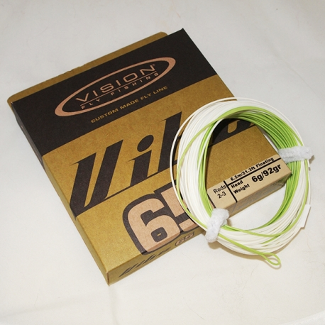 Vision Vibe 65 WF 2/3 Fly Line