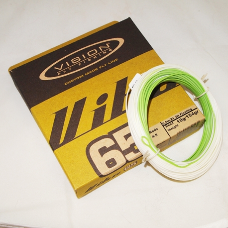 Vision Vibe 65 WF 4/5 Fly Line