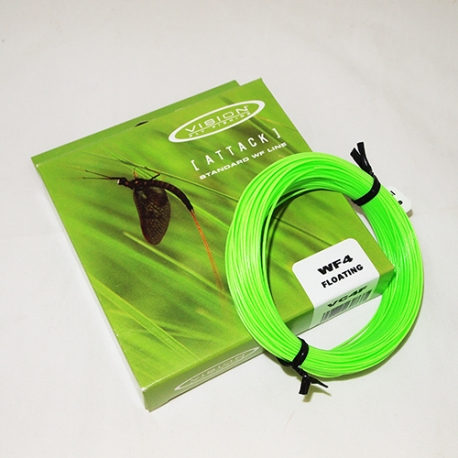 Vision Attack WF4F Fly Line