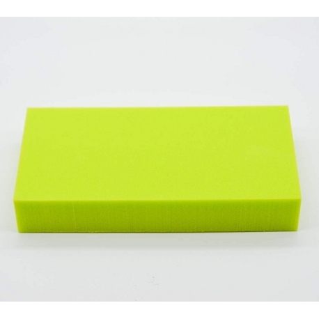 Upavon HD Premium Foam Blocks Lime