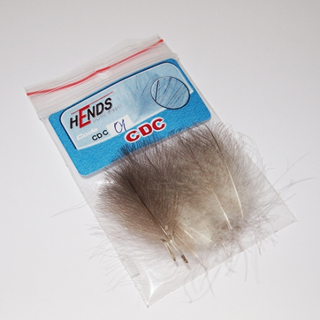 Hends CDC Feathers / Natural 01
