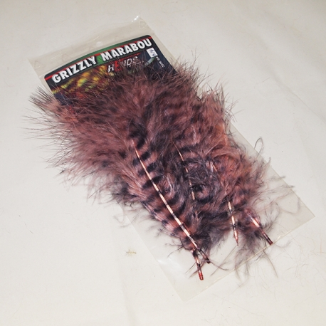 Hends Grizzly Marabou 314 Beige