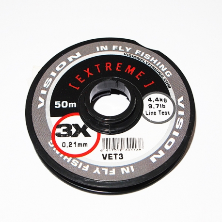 Vision Extreme Tippet 3X