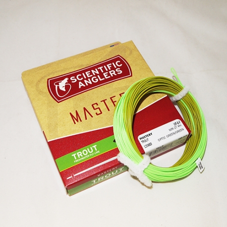 Scientific Anglers Mastery Trout WF5F Fly Line