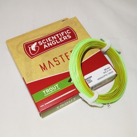Scientific Anglers Mastery Trout WF4F Fly Line
