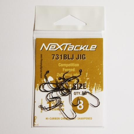 NEXTackle 731 BLJ Jig Fly Hooks size 8