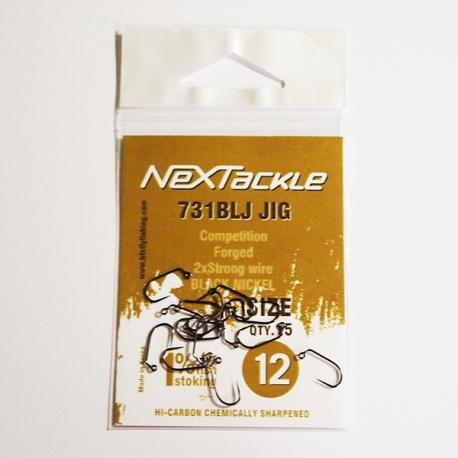 NEXTackle 731 BLJ Jig Fly Hooks size 12