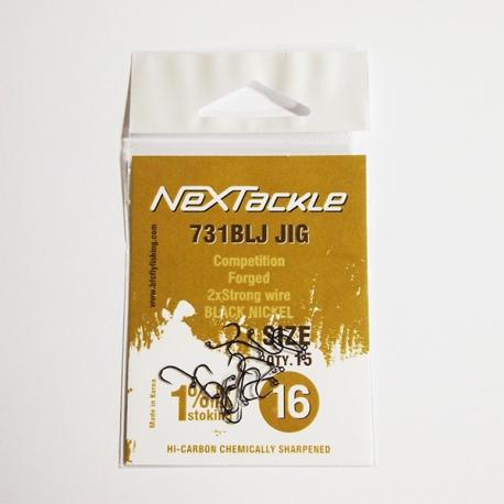 NEXTackle 731 BLJ Jig Fly Hooks size 16
