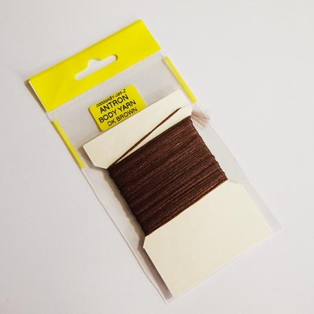 Veniard Antron Body Yarn / Dark Brown