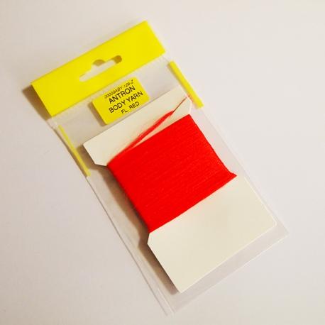 Veniard Antron Body Yarn / Fluo Red