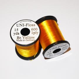 Uni Floss Br.Yellow