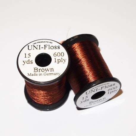 Uni Floss Brnt.Orange