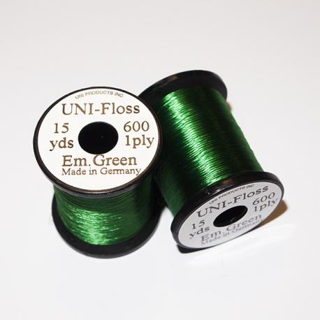 Uni Floss Emerald Green