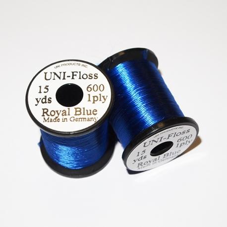 Uni Floss Royal Blue