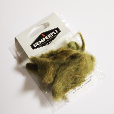 Semperfli Kapok Dubbing Olive