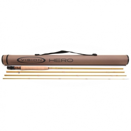 Vision Hero 10ft 3wt 4pc Fly Rod