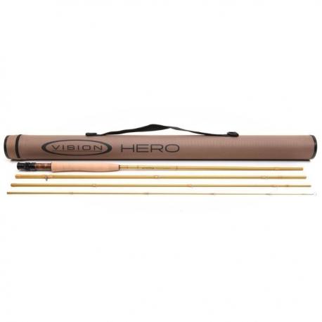 Vision Hero 10ft 4wt 4pc Fly Rod