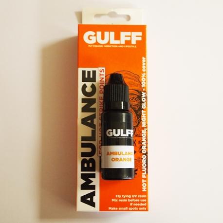 Gulff UV Ambulance Orange 15ml