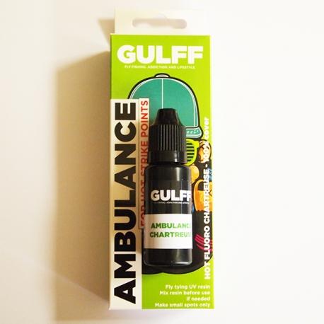 Gulff UV Ambulance Chartreuse 15ml