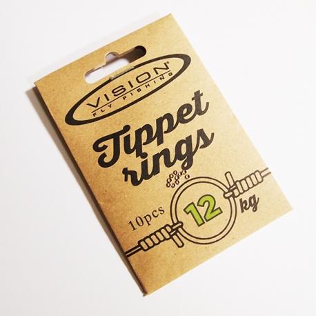 Vision Tippet Rings  / 12kg