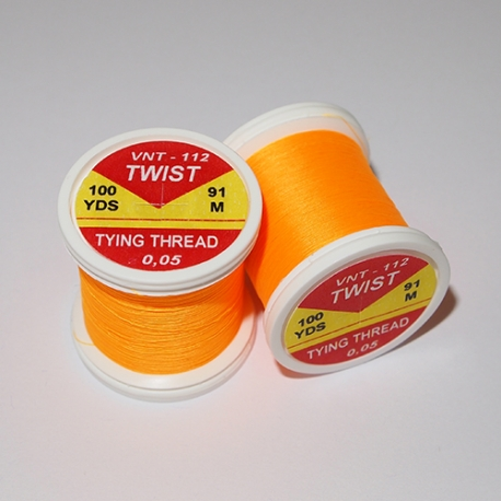 Hends Twist Threads / Orange 112
