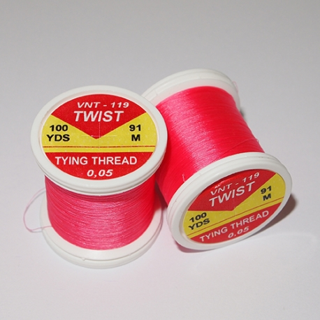 Hends Twist Threads / Pink 119