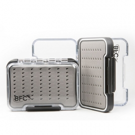 BFC Waterproof Double Sided Easy Grip Fly Box
