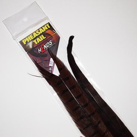 Hends Pheasant Tail / Dark Brown 33