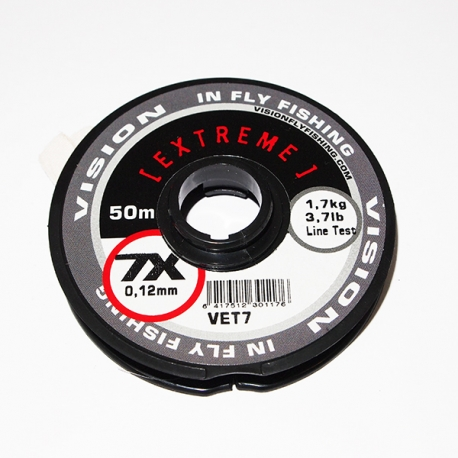 Vision Extreme Tippet 7X
