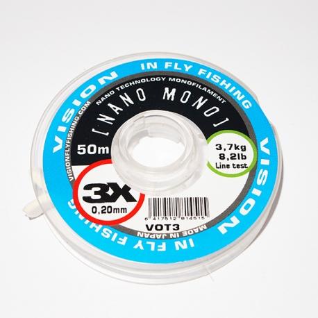 Vision Nano Mono Tippet 3X