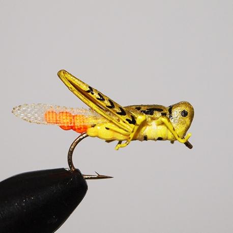 Foam Grasshopper