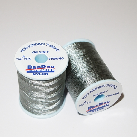 Pac Bay Nylon Winding Thread A Gun Metal