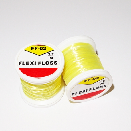 Hends Flexi Floss 02 / Yellow