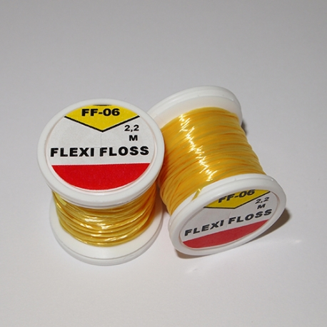 Hends Flexi Floss 06 / Dark Yellow