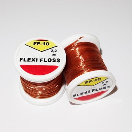Hends Flexi Floss 10 / Rusty