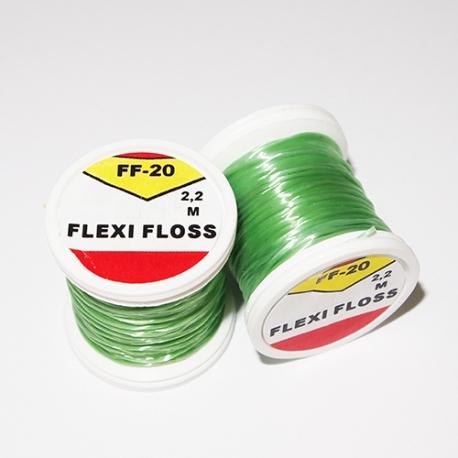 Hends Flexi Floss 20 /  Green