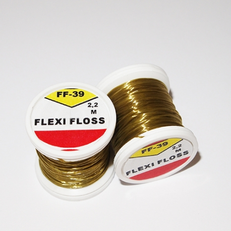 Hends Flexi Floss 39 / Olive