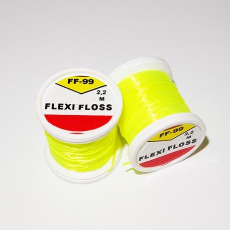 Hends Flexi Floss 99 / Fluo Yellow