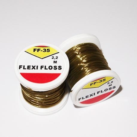 Hends Flexi Floss 35 / Dark Olive