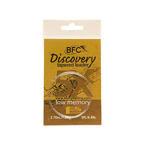 BFC Discovery Tapered Leader 5X / 9ft