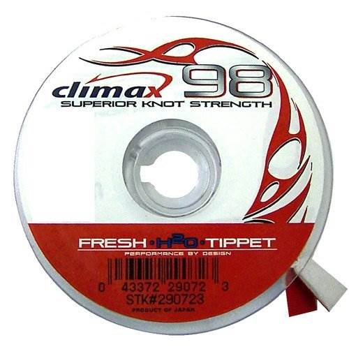 Climax Freshwater 98 Tippet 3X / 0.20mm