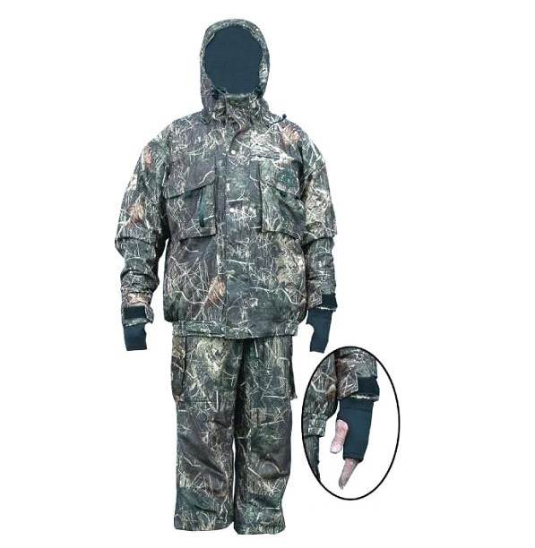 Formax Camo Breathable Suit