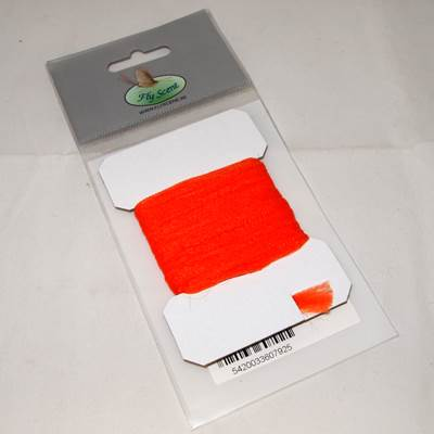 Fly Scene Polypropilene Floating Yarn Orange