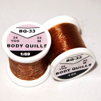 Hends Body Quill / Brown 33