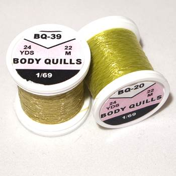 Hends Body Quill / Olive 39