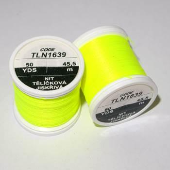 Hends Body Thread Fluo Yellow 1639