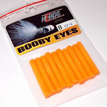 Booby Eyes Orange 03-4