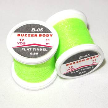 Buzzer Body 05 Fluo Green