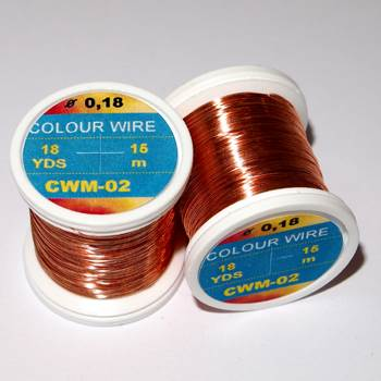 Hends Wire 0.18mm / Cooper