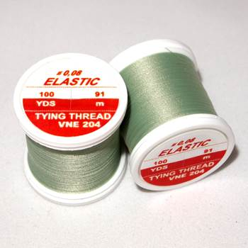 Hends Elastic Thread / Bright Olive 204